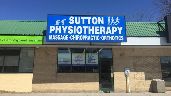 Sutton Physiotherapy Office